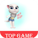 Free My Talking Angela Guide icon