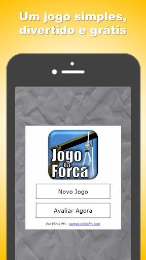 Jogo da Forca Dicas Portuguu00eas 1.2.5 screenshots 1