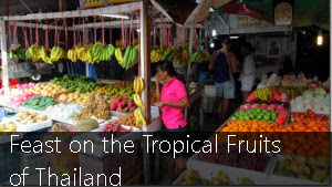 Feast on the Tropical Fruits of Thailand
