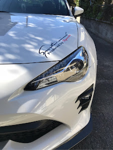 86  GT Limited 後期のステッカーのカスタム事例画像 リターナーさんの2018年10月21日10:17の投稿