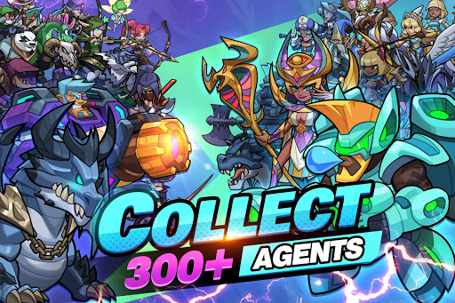 Idle Agents: Evolved 0.3.2 screenshots 1