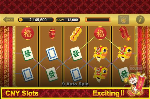 CNY Slots : Gong Xi Fa Cai 发财机