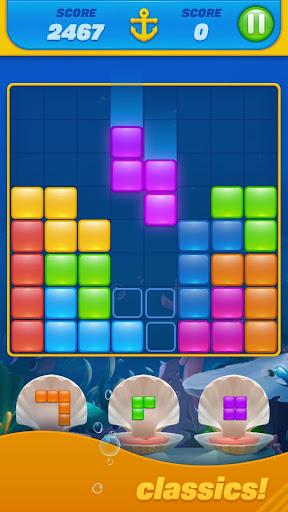 Ocean Block Puzzle 5.0 screenshots 3
