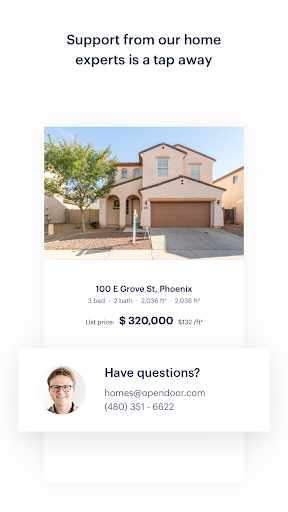 Opendoor Homes & Real Estate 26.0.0 screenshots 4