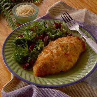 Tender Baked Parmesan Chicken.