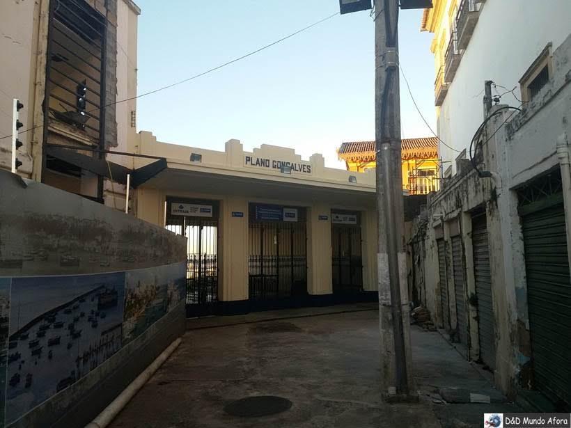 O que fazer em Salvador (Bahia) - Plano Inclinado