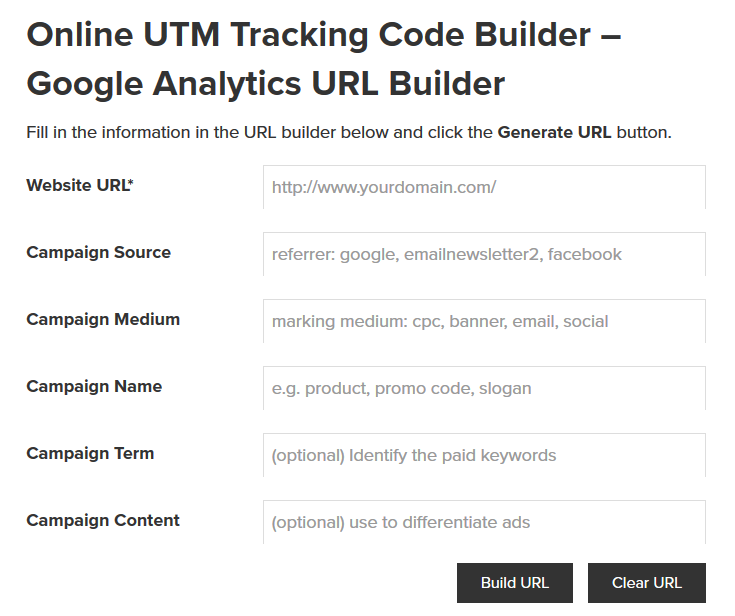 Urchin Tracking Module(UTM)