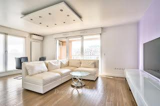 Appartement a louer boulogne-billancourt - 3 pièce(s) - 66.6 m2 - Surfyn