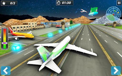 Airplane Flight Adventure: Games for Landing screenshots 2