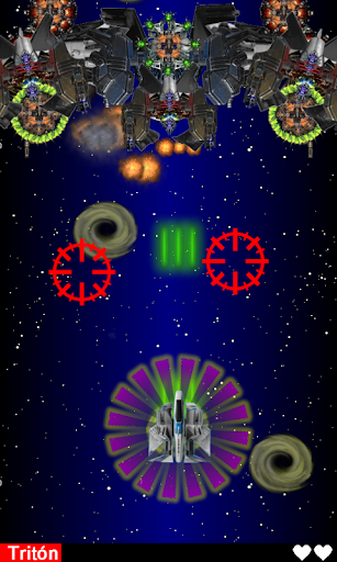 Spaceship Games - Alien Shooter  screenshots 3