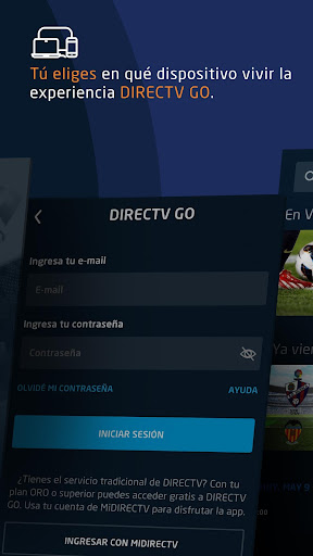 DIRECTV GO 2.8.0 screenshots 2