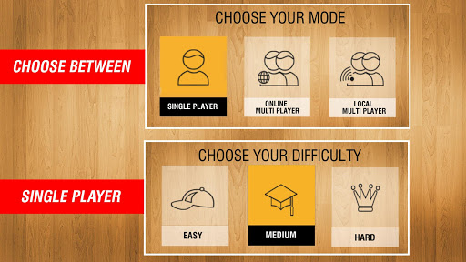 Real Carrom 3D : Multiplayer 2.2.1 screenshots 3