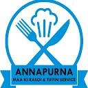 Annapurna Maa Ki Rasoi & Tiffin Service, Sector 16, Faridabad logo