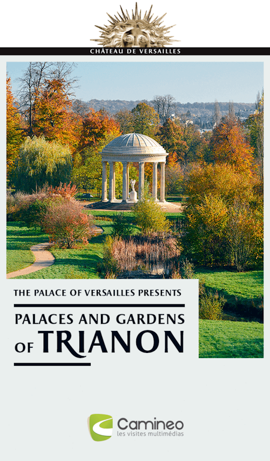 Palaces and gardens of Trianon- screenshot