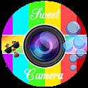 Sweet Camera - Selfie App icon
