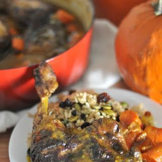 Pumpkin Chicken Recipes