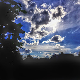 by Oengkas Wijaya - Instagram & Mobile Android ( landscape photography, view, sunlight, nature )