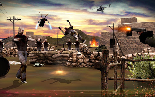 Download Dead Target Zombie Shooting US Sniper Killer Squad