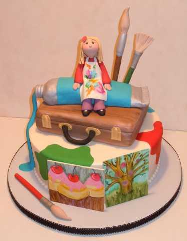 Cake Art Design Ideas