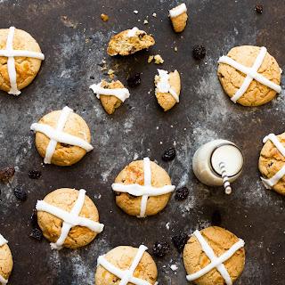 Hot Cross Cookies Gluten Free