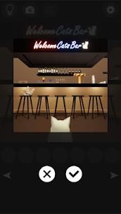 Escape game Cats Bar 3