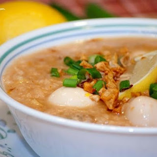 Chicken Arrozcaldo