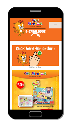 e-Catalogue Toys Kingdom 1.0 screenshots 3