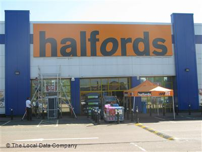 Halfords on Colchester Road - Car Accessories & Parts in ... on