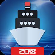 Marine Traffic Radar LIVE-Find Ship Positions FREE APK icon
