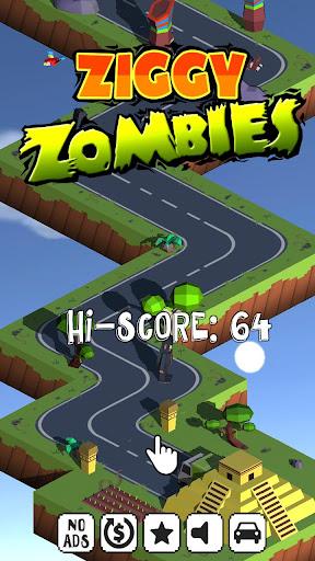 Ziggy Zombies - Zig Zag Racer