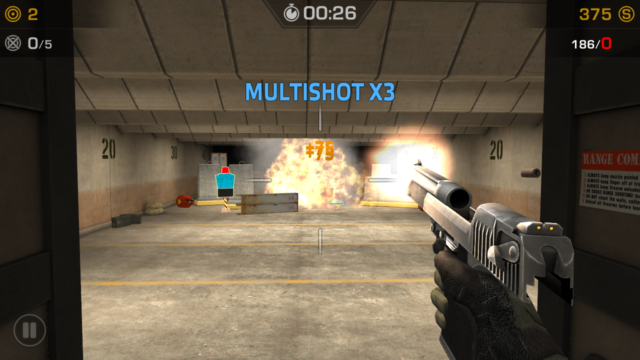 Range Shooter- screenshot