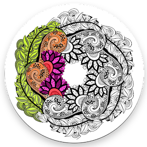 Mandala: Adult Coloring Books - Android Apps on Google Play