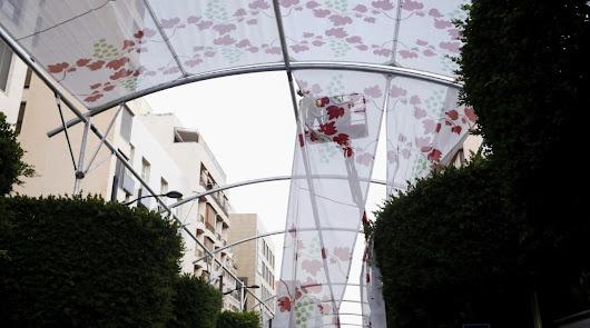No habrá feria pero sí entoldado del Paseo de Almería: se quitará en agosto