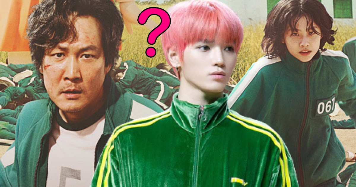 """Fans Believe NCT May Be Uniting To Compete In Their Own """"Squid Game"""" — Here's Why"""