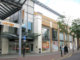Shopping in Uxbridge