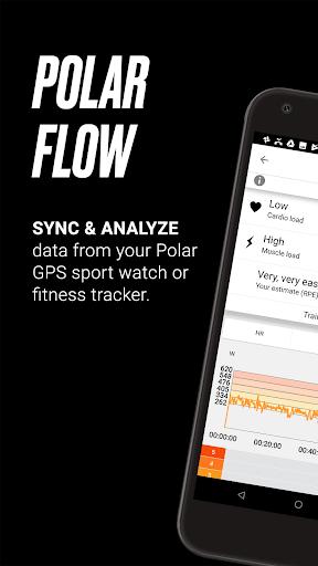 Polar Flow screenshot 1