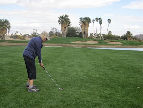 Photo: Indian Canyons Golf Course in Palm Springs