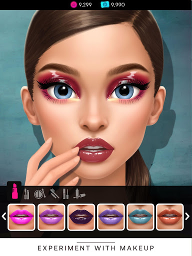 GLAMM'D - Fashion Dress Up Game  screenshots 22