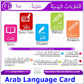 Arab Language Card