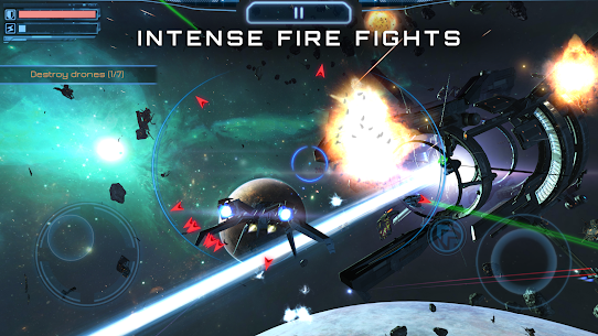 Subdivision Infinity: 3D Space Shooter 1.0.7162 Mod + APK + Data UPDATED 2