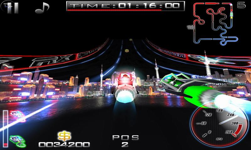 Bike to the Future Free- screenshot