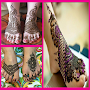 Henna Mehndi Feet APK icon