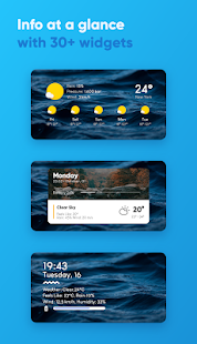 Overdrop Weather — Animated Forecast & Widgets