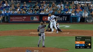Red hot! Turner's homer backs Kershaw's gem