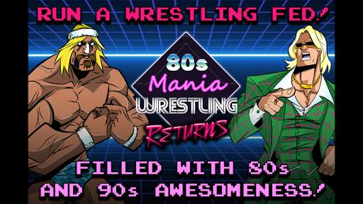 80s Mania Wrestling Returns apkpoly screenshots 6
