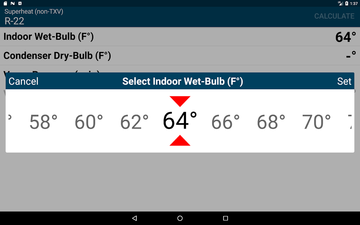 Hvac check charge android apps on google play hvac check charge screenshot nvjuhfo Images