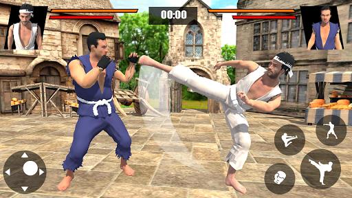 Karate Final Fighting 2019: King Kung Fu Fighter  captures d'écran 2