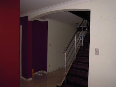Binnen- en buitenschilderwerken Binkom - Voor; schilderen muren en schilderen trap