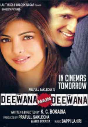 Deewana Main Deewana poster