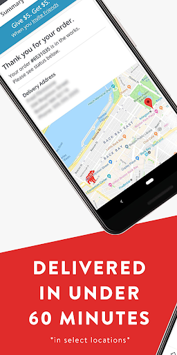 Screenshot for Drizly Alcohol Delivery. Order Beer, Wine & Liquor in United States Play Store